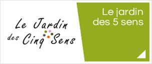 Le jardin des cinq sens par Grandiflora : une s�lection de plantes selon les cinq sens