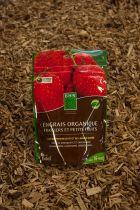 Engrais organique Fraisiers et Petits fruits 500g