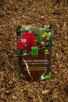 Engrais organique Rosiers et arbustes à fleurs 500g