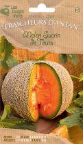 Melon Sucrin de Tours