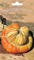 Potiron Giraumon Turban Turc
