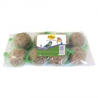 Boule de graisse pour oiseaux - Support boule de graisse pour oiseaux ...
