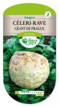 Celeri rave \'Géant de Prague\'