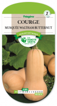 Courge Musquée Waltham Buttern