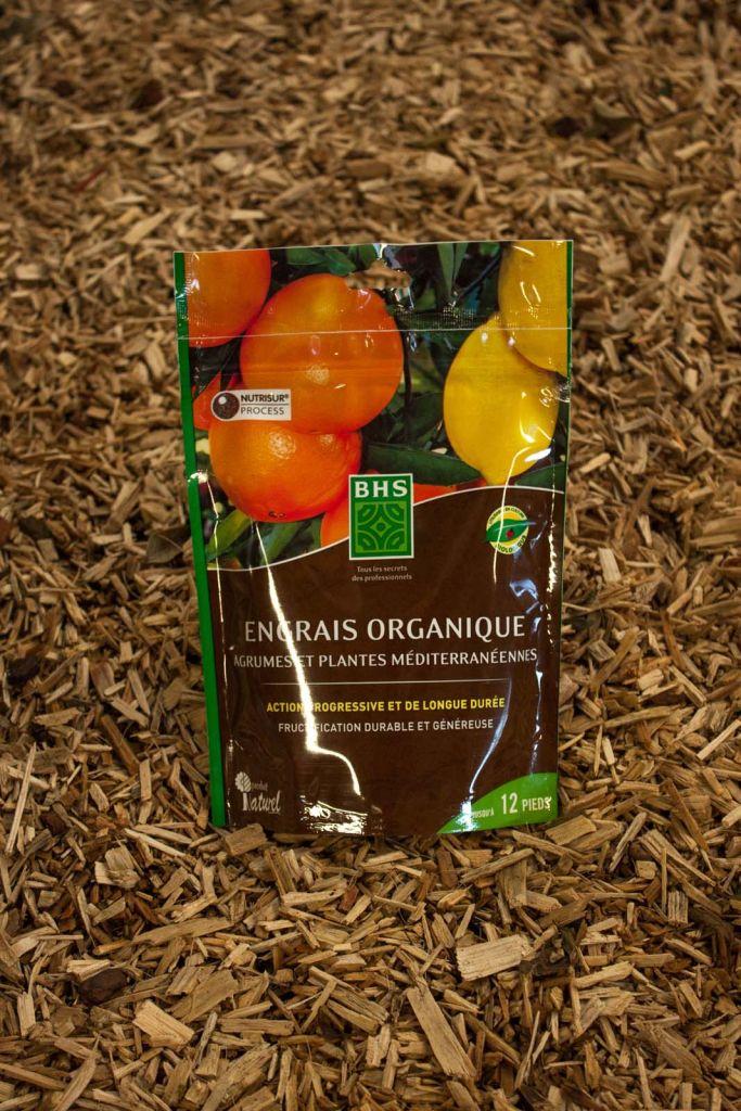 Engrais Organique Agrumes 500g
