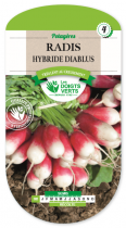 Radis Diablus Hybride