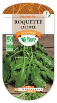 Roquette cultivée Bio