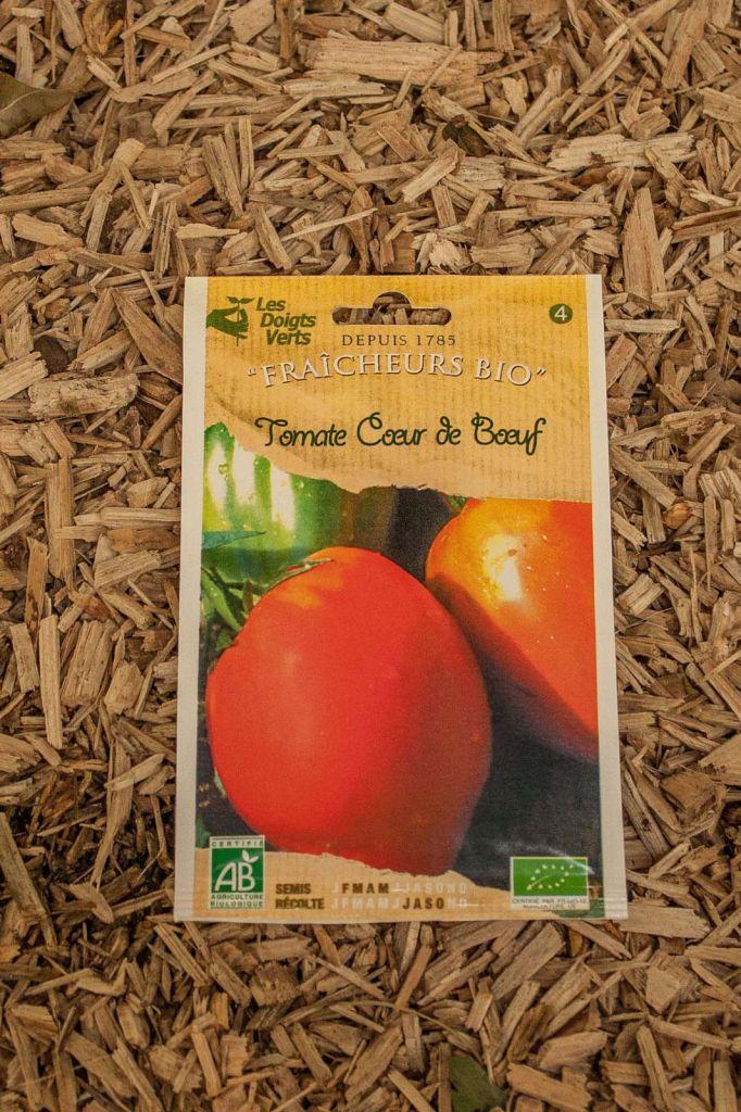Tomate Cœur de Bœuf