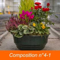 Toussaint Composition  4